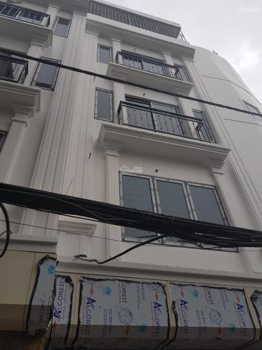 Bán nhà mới 38.5m2, 5 tầng, nội thất cao cấp Phú Thượng, Tây Hồ. 0889021368 ảnh 0