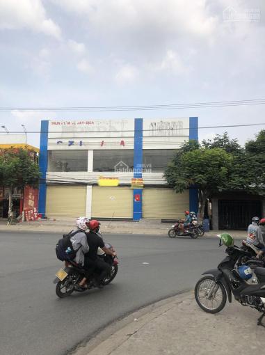 Cần cho thuê gấp nhà nguyên căn mặt tiền đường Nguyễn Trãi, KP Đông Tây, Dĩ An, BD. DT 27x100m ảnh 0