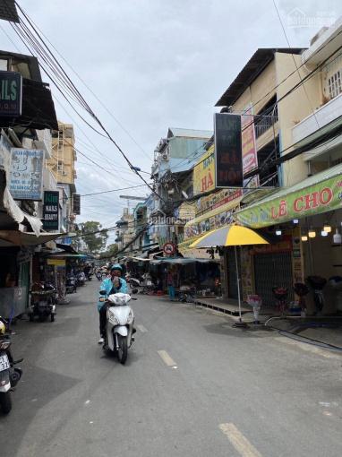 Bán gấp nhà mặt tiền thụt Huỳnh Mẫn Đạt, Phường 4, Quận 5 ảnh 0
