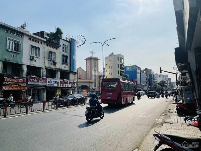 Chính chủ cần bán gấp nhà MT Hoàng Văn Thụ, Phú Nhuận, DT 4,7x22m (CN: 99m2), XD trệt 3 lầu, 24 tỷ ảnh 0