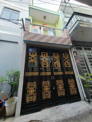 Bán nhà riêng hẻm 88 Huỳnh Tấn Phát, phường Phú Thuận, Quận 7, DT 27m2, giá 2,45tỷ TL, LH 093933869 ảnh 0