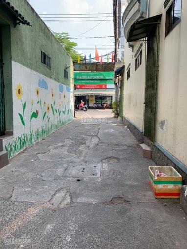 Nhà bán Quận Tân Phú 30m2 2 tầng giá rẻ nhất khu vực ảnh 0