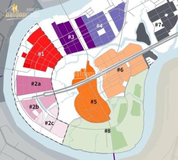 Chỉ với 99tr/m2 để sở hữu căn hộ ven sông Sài Gòn - The River Thủ Thiêm - CK 5%, TT 50% nhận nhà ảnh 0