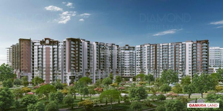 Cần bán căn 112 m2 2PN 2WC khu Diamond Brillant giá siêu tốt 0902669410 ảnh 0