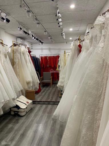 Nhà mặt tiền Ông Ích Khiêm, quận Hải Châu đang cho thuê áo cưới, thu nhập ổn định ảnh 0