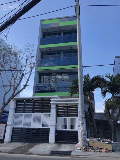 Cho thuê nhà 1 trệt 3 lầu, 1 hầm mặt tiền đường 8, P. Linh Xuân, Q. Thủ Đức ảnh 0