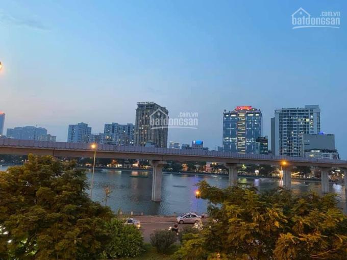 Tòa nhà vị trí vip nhất phố Hoàng Cầu, thang máy, hầm xe, 220m2 x 8T, mt 10m, giá 68 tỷ ảnh 0