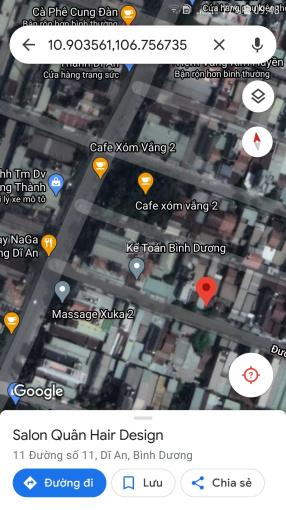 Bán nhà trọ khu dân cư Sóng Thần, đường 11 ảnh 0