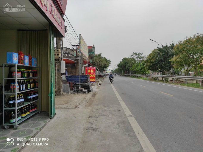 Bán giá rẻ cho người thiện trí chính chủ bán nhà đất mặt phố thị trấn Cồn, Hải Hậu, Nam Định ảnh 0
