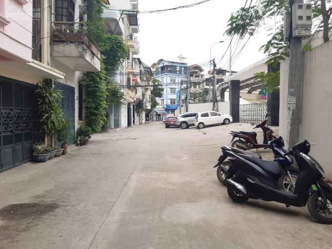 Bán nhà Đặng Tiến Đông, Hoàng Cầu, khu phân lô, ô tô đỗ cửa DT 55m2x4T, mặt tiền 7m giá 9,2 tỷ ảnh 0
