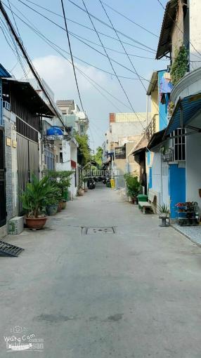 Bán đất đường số 6, phường Hiệp Bình Phước TP Thủ Đức, ngay Cân Nhơn Hòa, sổ hồng riêng, hẻm xe hơi ảnh 0