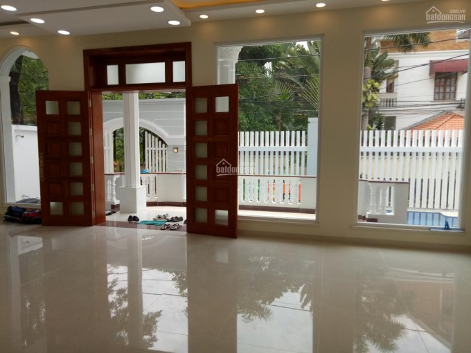 Cho thuê BT Nguyễn Văn Hưởng, Thảo Điền, Q. 2. DT: 500m2 giá ~ 92tr/tháng, LH 0903652452 ảnh 0