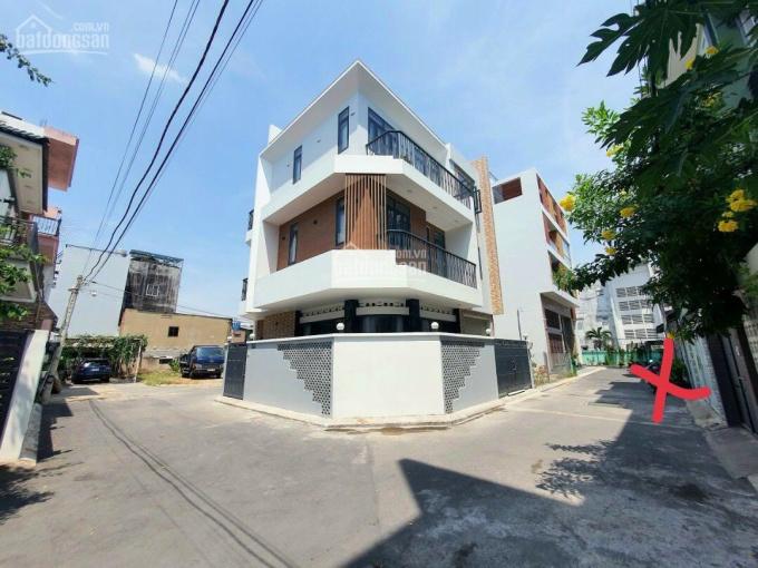 Bán nhà phố đôi Bình Trưng Tây quận 2, sổ hồng rõ ràng, DT 101m2, giá chỉ 10.8 tỷ, LH 0944589718 ảnh 0