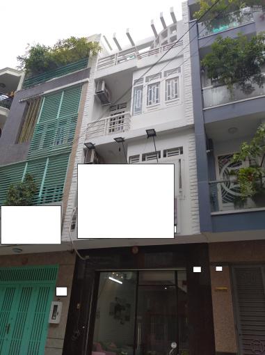 Nhà to, đẹp, mặt tiền Hoa Hồng, P.2, Q. Phú Nhuận 4 tầng 4 x 12m 5PN. Giá 16 tỷ LH 0868743689 ảnh 0
