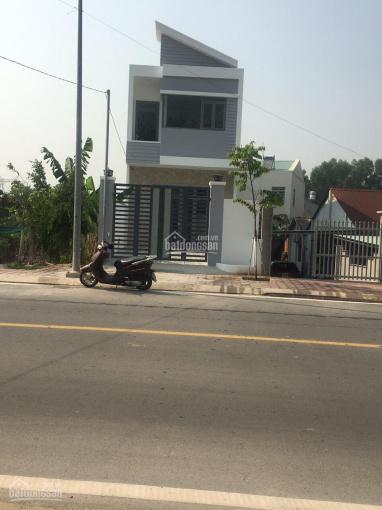 Nhà Tân An mặt tiền Mạc Đỉnh Chi 12m nhựa cách trường tiểu học Trần Bình Trọng vài bước chân ảnh 0