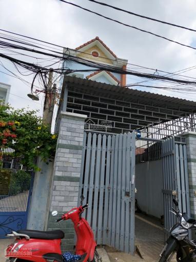 Cho thuê nhà 1 trệt 1 lầu, DTSD 200m2 sân để xe hơi gồm 3 phòng ngủ, giá 10tr ảnh 0