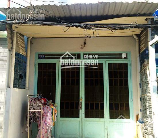 Nhà cấp 4 mặt tiền gần chợ Bình Chánh kinh doanh cho thuê tốt, Đinh Đức Thiện, Bình Chánh, sổ riêng ảnh 0