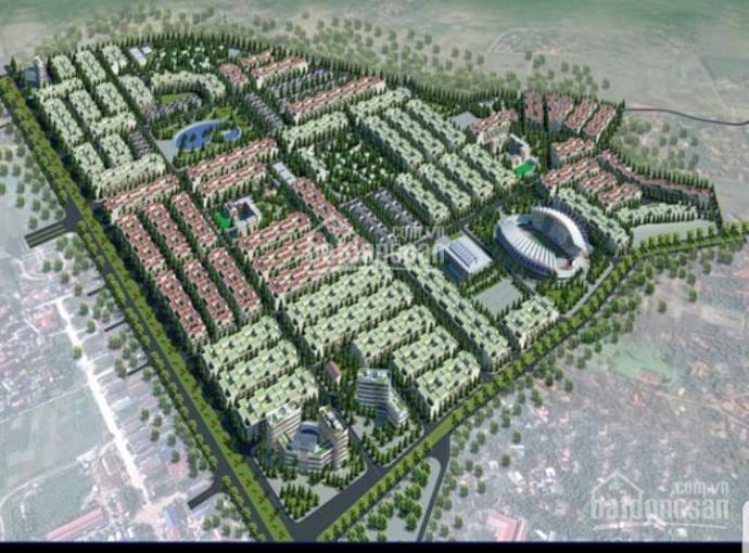 Bán đất nền dự án KĐT Rùa Vàng City Lạng Giang, Bắc Giang, giá chỉ từ 14,5tr/m2 0989.580.198 ảnh 0