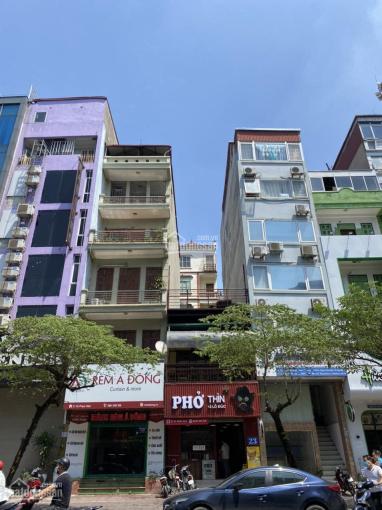 Bán nhà mặt phố Trần Duy Hưng, DT 75m2 x 5 tầng, MT 5m, KD đẳng cấp, Giá 37 tỷ - 0832.108.756 ảnh 0