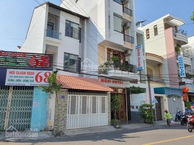 Bán nhà 3 tầng đẹp mặt tiền đường Ngô Đức Kế, ngang 4.5m dài 20m, giá rẻ nhất thị trường ảnh 0