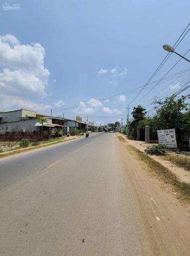Bán đất mặt tiền đường Hùng Vương, xã Phú Đông, Nhơn Trạch, Đồng Nai, LH: 0902126677 ảnh 0