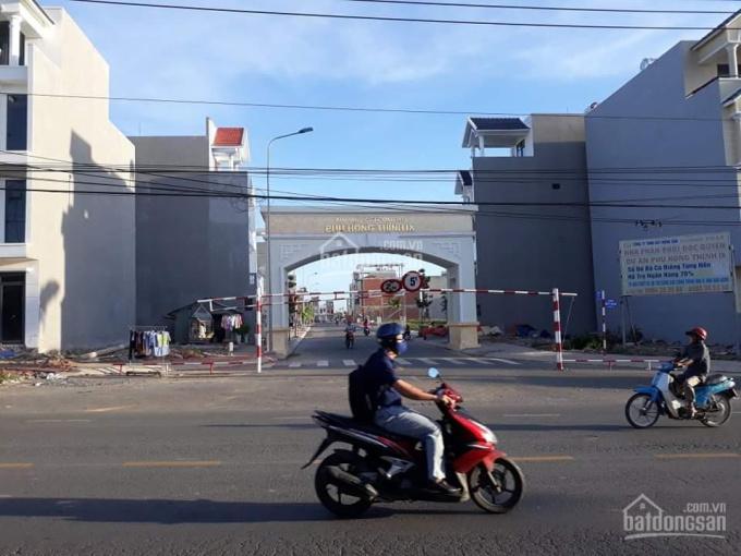 Mặt tiền DT 743A, Dĩ An, Bình Dương, đối diện dự án Phú Hồng Thịnh, trục đường sung nhất, 124m2 ảnh 0