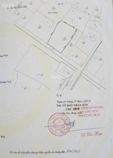 Chính chủ bán đất Đại Yên - Hạ Long - Quản Ninh. DT: 600m gần QL 18 giá 7tr/1m2 ảnh 0