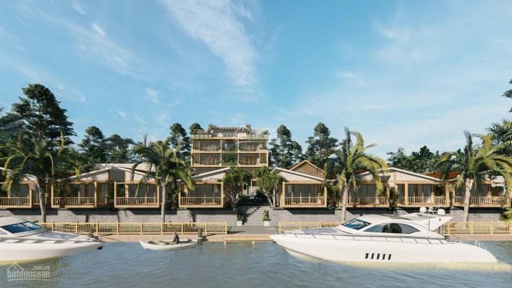 Hàng hot cần bán gấp resort và khu căn hộ nghỉ dưỡng ven sông cực đẹp tại Tân Uyên, Bình Dương ảnh 0