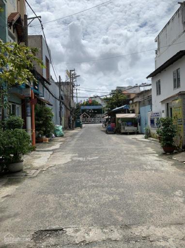 Nhà CHDV đường Nguyễn Văn Lượng, Phường 17 dt 12x30m. Thu nhập 120tr/tháng, hẻm xe hơi 8m ảnh 0
