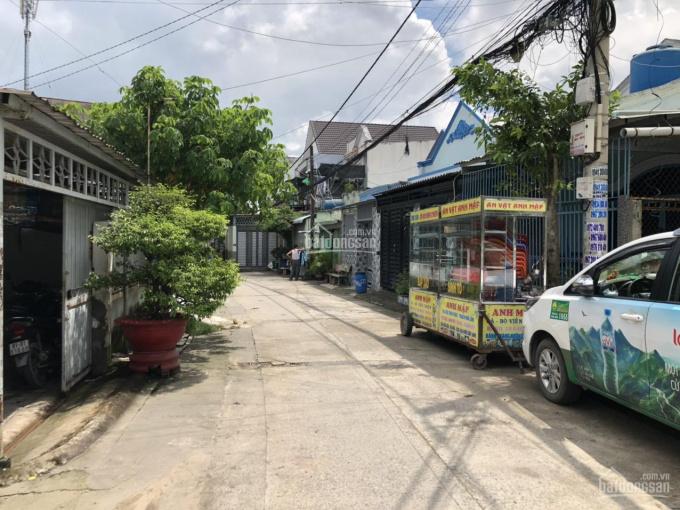 Bán nhà 137.9m2 mặt tiền 7m xe hơi vào nhà xã Đông Thạnh, Hóc Môn ảnh 0