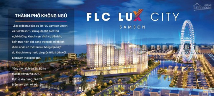 Đất nền liền kề, biệt thự FLC Sầm Sơn, Thanh Hóa. Hotline: 0911.633.555 ảnh 0