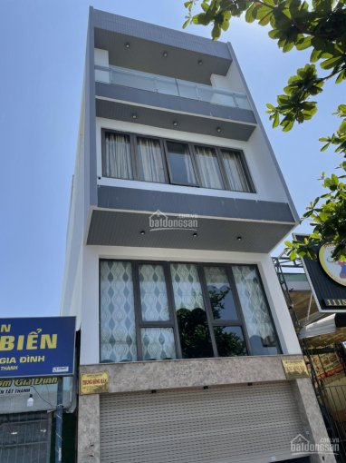 Cần bán căn nhà mới Nguyễn Tất Thành Quận Thanh Kê, 4 tầng, DT 125m2, full đầy đủ nội thất, giá tốt