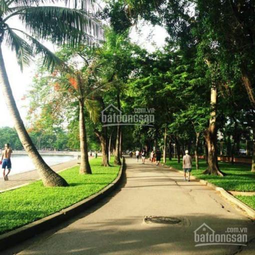 Bán nhà mặt phố Nguyễn Đình Chiểu view trọn công viên Thống Nhất DT 78m2, MT siêu khủng 10m hè 4,5m ảnh 0