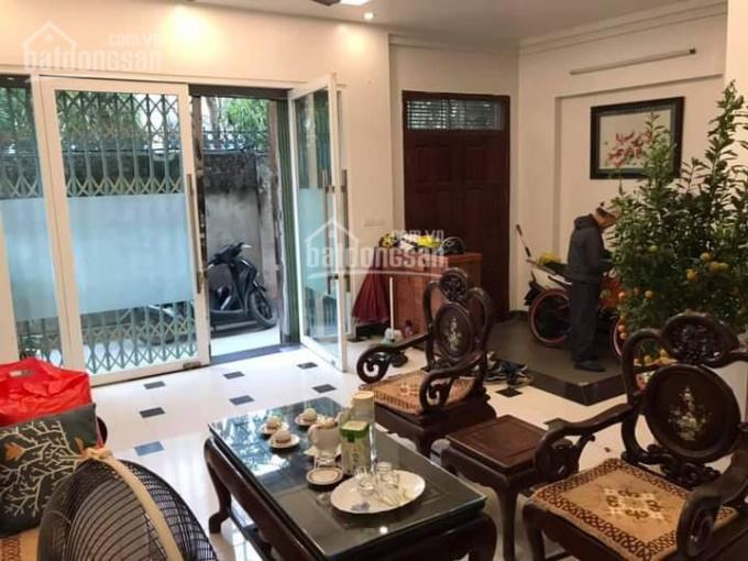 Bán nhà phố Yên Hoa, Yên Phụ, mặt ngõ thẳng sau phố 1 nhà, DT 60m2, MT hơn 4m, 5 tầng đẹp, 7.6tỷ ảnh 0