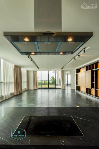 Cho thuê Penthouse Thảo Điền Pearl, 4PN, giá 120 triệu/th, nội thất cao cấp, view đẹp ảnh 0