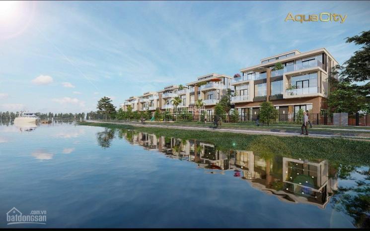Nhận booking biệt thự song lập 10x20m mặt sông Đảo Phượng Hoàng Aqua City, chiết khấu lên đến 15% ảnh 0