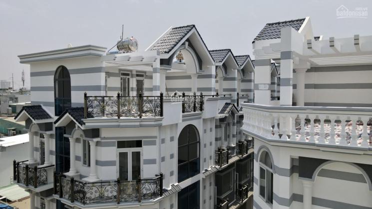 Bán nhà ở, dọn vào ở ngay, 5PN, 5WC, DT 4x16m, MT Hưng Phú, Q. 8. CC A. Trung 0906 751 182 ảnh 0