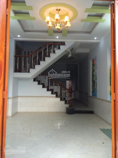 Chính chủ bán nhà P. Tân Chánh Hiệp, Q. 12 1 trệt 1 lầu 100m2, sổ hồng riêng ảnh 0