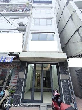 Cho thuê nhà 5 tầng DT 35m2 phố Giáp Bát, Hoàng Mai. LH: 0979300719 ảnh 0