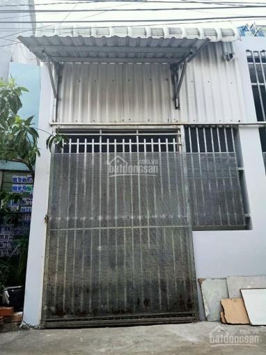 Nhà cấp 4 đường Mai Xuân Thưởng 36m2 có gác lửng P.4 Q.6 gần UBND Q.6, hẻm rộng 3m giá TT 980 triệu ảnh 0