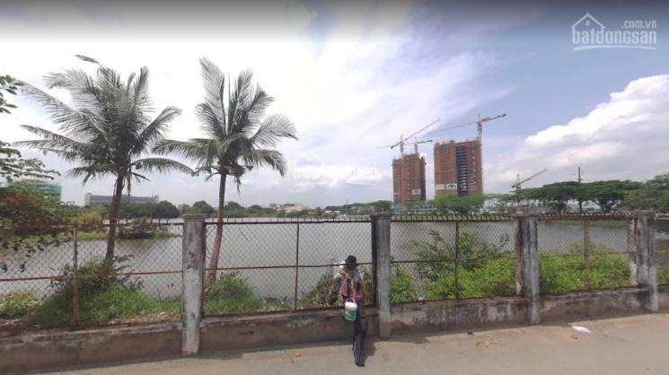 Bán đất ven hồ Tân Mỹ, đường Nguyễn Văn Linh P. Tân Thuận Tây, Q. 7 ảnh 0