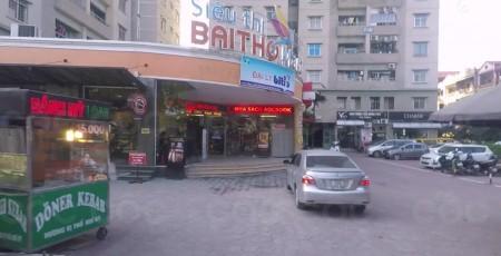 Cho thuê mặt bằng KD 408m2, siêu thị Bài Thơ, Linh Đàm làm siêu thị điện máy. LH: 0902173183 ảnh 0