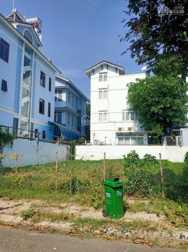 Cần bán gấp lô đất biệt thự 12x18m đường Số 17 khu Sadeco ven sông Tân Phong rẻ nhất khu ảnh 0