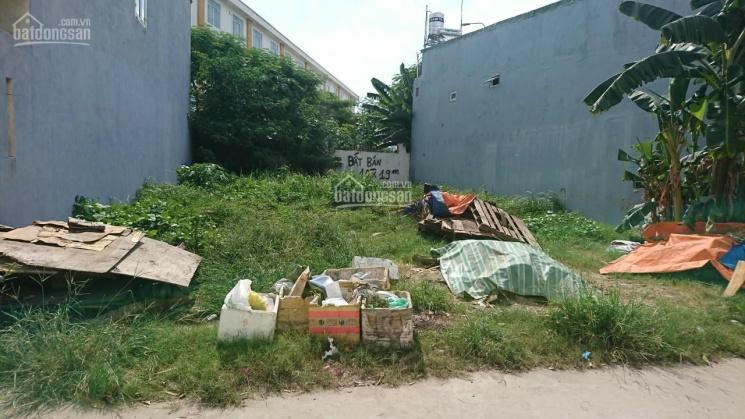 Bán đất đường Lý Thường Kiệt, thị trấn Hóc Môn diện tích: 96m2, sổ hồng riêng giá: Thỏa thuận ảnh 0