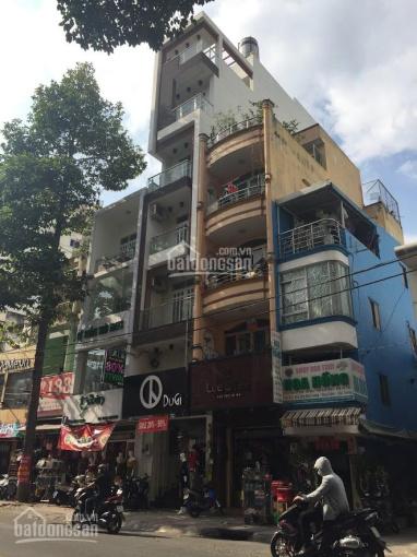 Bán nhà mặt tiền Trần Hưng Đạo, Q5, DT: 4,2x18m, 4 lầu. Giá 32 tỷ ảnh 0
