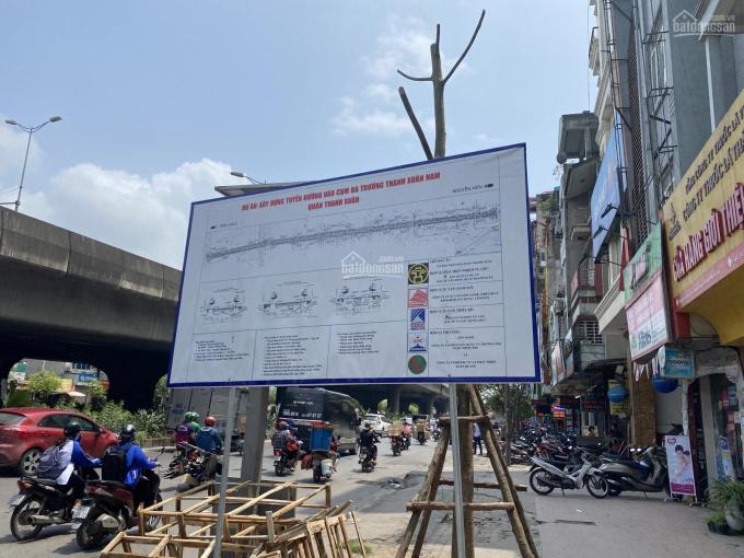 Cần bán nhà 5 tầng 60.5m2 mặt tiền 4,8m dài 12.6m gần đường Nguyễn Xiển giá 11 tỷ LH 0961899963 ảnh 0