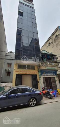 Tòa nhà 68m2 8 tầng, ô tô tránh, vỉa hè 3m, cho thuê 60 tr/tháng, Nguyễn Trãi, Thanh Xuân 10.3 tỷ ảnh 0