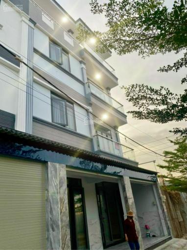 Bán nhà mới xây 3 lầu đường Huỳnh Tấn Phát, DT 8 x 12m, 4 PN, tặng nội thất, giá 5.95 tỷ ảnh 0
