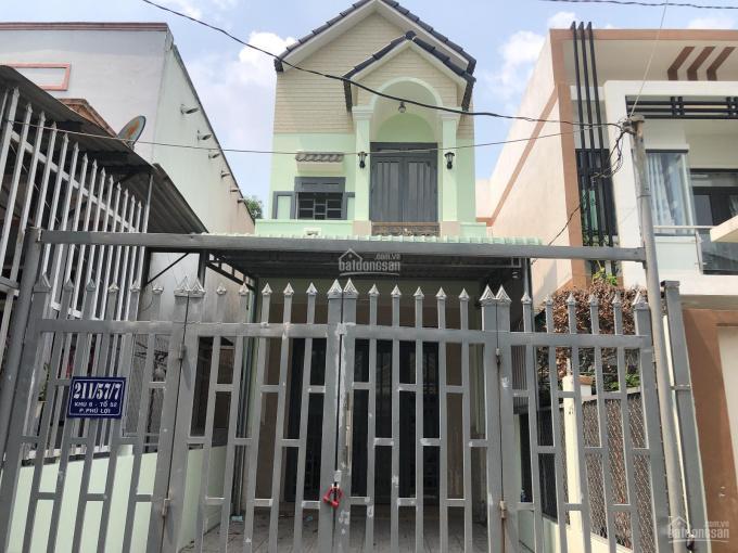 Bán nhà Phú Lợi gần Bò Tơ Hương Rừng giá tốt, nhà 1 trệt 1 lầu sân ô tô ảnh 0
