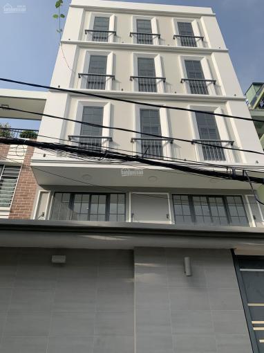 Bán tòa nhà căn hộ dịch vụ Nguyễn Văn Hưởng, P.Thảo Điền, Q.2 8x27m hầm 5T HĐT 100tr/th giá 41 tỷ ảnh 0